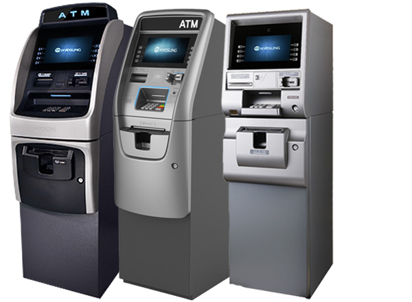 new atm machine